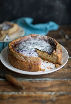 I had every intention of making a classic South African milk tart recipe because I hadn't done one before and it was high time. I have a small group of ex-pats readers scattered around the wor…