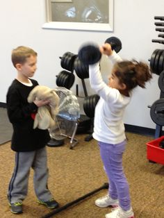 The worlds youngest personal trainer