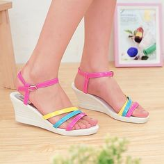 Aliexpress.com : Buy Free Shipping Hot Sale  Cheap Summer Sandals  Newly Arrival  PU  Sexy  Women Pumps  Women Sandals 62NAML from Reliable shoes suppliers on ENMAYER CO., LIMITED $21.99