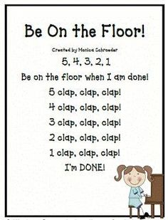 Singing is Learning, Free Be on the Floor Rap, photo