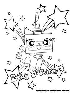 UniKitty, a unicorn kitten from the adventure of Lego ...