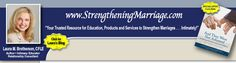 Strengthening Mariage: Straight Talk About Strengthening Marriage Intimately