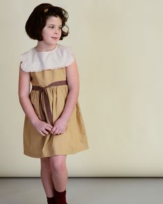 Addison Bib Dress