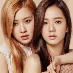 Rose ve Jisoo
