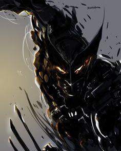 Darkblade #Wolverine,