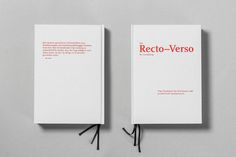 Das Recto-Verso der Gestaltung
