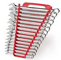 TEKTON Metric Standard Combination Wrench Set at Lowe's. A complete series of every size from 8 to 22 mm, the TEKTON Combination Wrench Set is compactly organized in the Store-and-Go Keeper, a versatile Car Fix, Mechanic Tools, Wrench Set, Tool Set, Chrome Plating, Chrome Finish, Hand Tools, Diy Tools, Storage Solutions