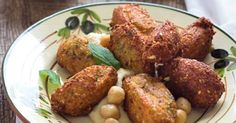Fai buon viaggio. Quasi Falafel di cavolfiore e semi oleosi: veggie, vegan e pure gluten free!