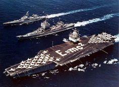 USS Enterprise: 7 fatos curiosos do primeiro porta-aviões nuclear do mundo
