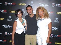 Organisation d'Aftershow du Marrakech du rire au Kech Hôtel avec CHERIFA LUNA, CANARDO et KEYNA SAMETH.
