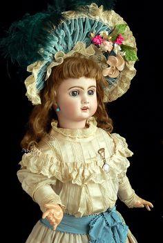 antique dolls - mostly porcelain                                                                                                                                                                                 More