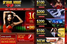 grande-vegas-casino $25 free no deposit required! limited time offer!