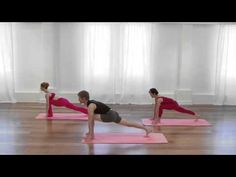 Morning Sequence - YOGA - YouTube
