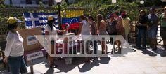 Ατυπο δημοψήφισμα της αντιπολίτευσης της Βενεζουέλας: Τι έβγαλαν οι κάλπες στην Ελλάδα [εικόνες]