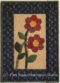 Heartspun Quilts ~ Pam Buda - sharheir@tds.net - TDS Telecom - tds.net Mail