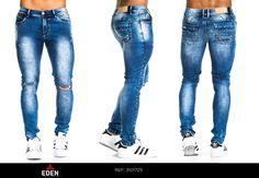 Jean Skinny Jazmin Ref. Jeans Style, Jin, Origami, Skinny Jeans, Denim, Sewing, Pants, Fashion, Moda Masculina