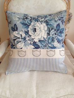 French Country, Shabby Chic, Paris Apartment Floral Pillow, Paris -Ribbon Inspired Pillow Cover, Cottage Home Pillow Sham, Country Home by ParisLaundryDesigns on Etsy https://www.etsy.com/listing/222395271/french-country-shabby-chic-paris