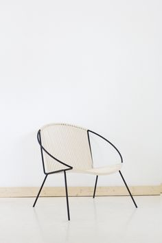 Woven Hoop Chair by Soñadora now available on Etsy. Photo by @travelkit…