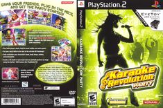 Ever After High Games, Used Cameras, Team Games, Get The Party Started, Playstation 2, Music Games, Karaoke, Revolution, Musik