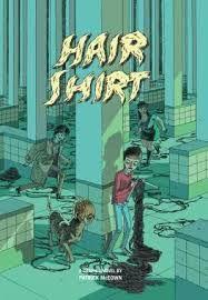 """""""Hair shirt"""" de Mceown y Artinian. Ficha elaborada por Alicia Casado."""