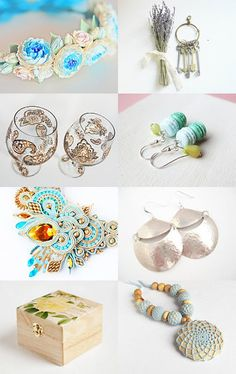 White and Blue by Nataliya Belova on Etsy--Pinned with TreasuryPin.com