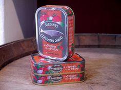 Sardinen mit Tomaten und Pistou zum warm essen, La Belle-Iloise