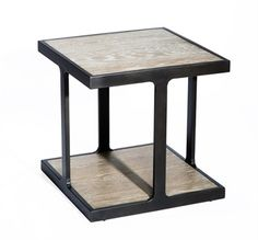 159074 Landon Square Side Table W 24 D 24 H 24 $1125 #2Foot