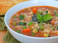 6 Summer Soups That Won't Weigh You Down