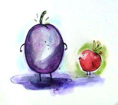 Jak usunąć plamy po owocach