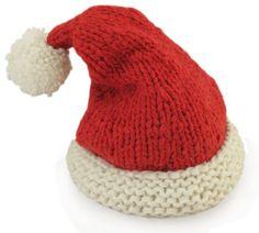 Santa's Hat KnitKit for $23.50    A   M O R E H O U S E   O R I G I N A L