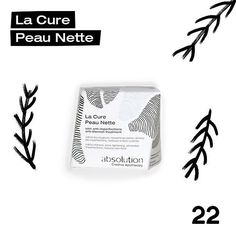 DAY 22 of AbsoCalendar This Thursday we are giving the chance to win our Anti-blemish treatment : La Cure Peau Nette. A synergistic active formulation that restores the balance of reactive and blemish-prone skins in 15 days.  In order to participate in today's drawing just follow these 3 easy steps: Follow our page @absolution_cosmetics (if you haven't already  ). Like this picture. Tag in the comments one friend who you think would like to discover Absolution this product and give her or…