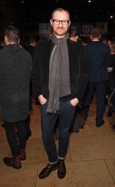 "Mark Gatiss attends the evening Gala Performance of ""Matthew Bourne's Cinderella"" at Sadler's Wells Theatre on December 2017 in London, England. Get premium, high resolution news photos at Getty Images Mycroft Holmes, Mark Gatiss, Sailor Uranus, December 17, David Tennant, Sherlock Bbc, Gorgeous Men, Beautiful, My Crush"