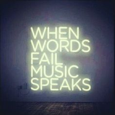 Music is oh-so powerful.