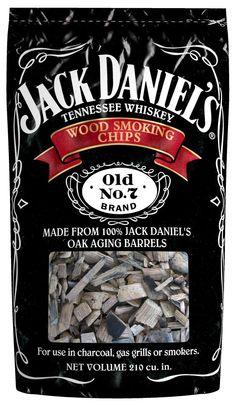 Jack Daniels Smoking Chips