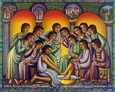 """When all the members are united and faithful...when they love one another and do as Jesus said, when we are united in heart  and soul, we progress spiritually and the congregation flourishes."" Mother Thecla Merlo daughtersofstpaul .com"