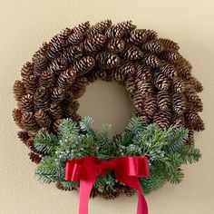 25 Pretty Christmas Wreaths