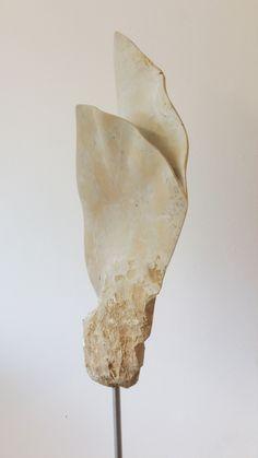 Skulptur aus Kalkstein