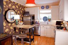 Imobiliaria Anderson Martins : Dicas para decorar cozinhas pequenas