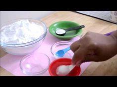 Como Hacer Pasta de Goma Utilizando CMC - YouTube