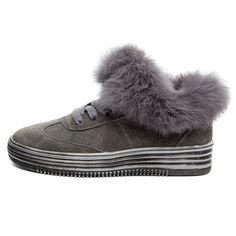 Белые женские туфли 2016 года новые зимой снега сапоги плюс бархат с низким вырезом спорта и отдыха Корейский плоские ботинки плюша