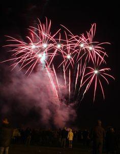Great Britain, London - Guy Fawkes Night
