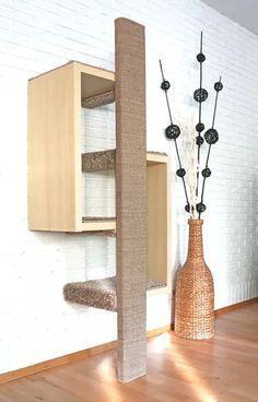 bildergebnis f r wandkratzbaum selber bauen katze pinterest wandkratzbaum selber bauen. Black Bedroom Furniture Sets. Home Design Ideas