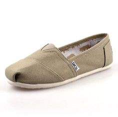 Fashion Toms Classic Canvas/TOMS NATURAL BURLAP Women's Slip-On Shoes New