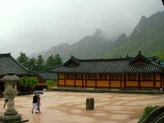 Sinheungsa Temple, Gangwon-do, Korea.