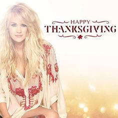 88 vind-ik-leuks, 3 reacties - Olivia (@underwoodmemes) op Instagram: 'HAPPY TURKEY DAY YALL THANKFUL FOR CARRIE AND ALL OF U! Have a great day! #carrieunderwood #idol…'