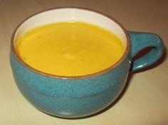 Kürbissuppe aus der Gastroluxpfanne