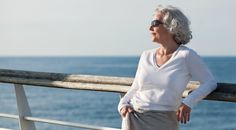 Surprising Reason Why Elderly Woman Was Alone on a Cruise Ship. Have you thought as far ahead as what you'll do with your twilight years? Many elderly people end up in nursing homes, but this lady on Princess cruise liner had different ideas. When a man asked her why she had been on the last 4 cruises on her own, she had a surprising answer. Take a look: