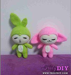 Mascot-Free Craft Patterns