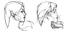Tutorial Tuesday: Drawing the Female Figure   idrawdigital