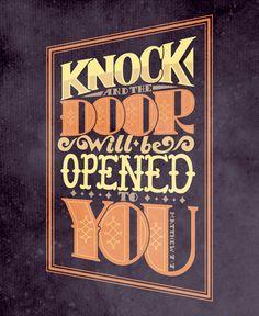 Tiny Book of Typography by Rachel Krueger, via Behance